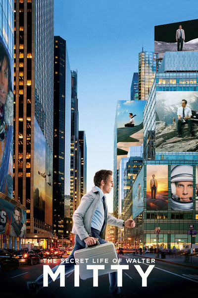 The Secret Life of Walter Mitty 2013 DVDScr 400MB